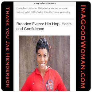 Dancing Brandee IGW