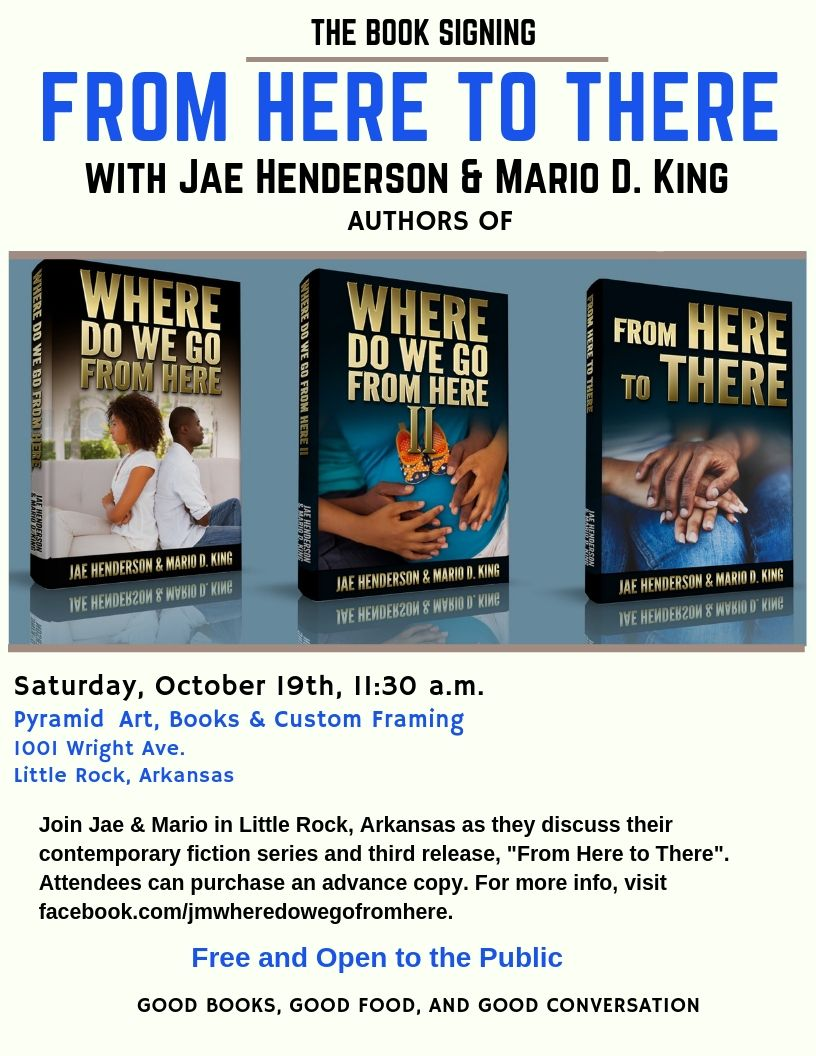 From Here to The Book Signing_FINAL