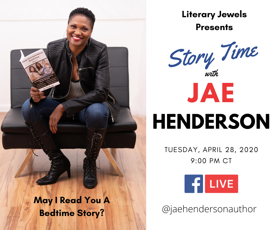 Story Time With Jae Henderson
